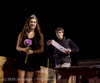 23802 VIHS Homecoming Court and Parade 2015 101615