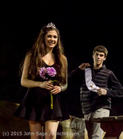 23805 VIHS Homecoming Court and Parade 2015 101615