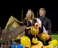 23827 VIHS Homecoming Court and Parade 2015 101615