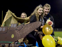 23837 VIHS Homecoming Court and Parade 2015 101615