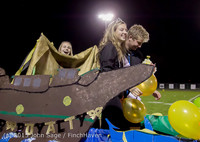 23840 VIHS Homecoming Court and Parade 2015 101615