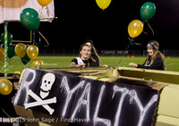 23866 VIHS Homecoming Court and Parade 2015 101615