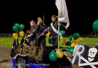 23899 VIHS Homecoming Court and Parade 2015 101615