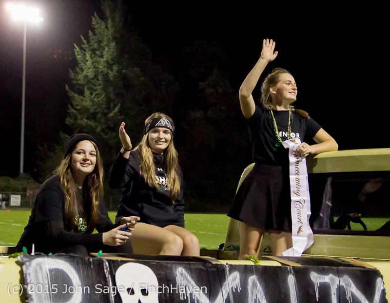23931 VIHS Homecoming Court and Parade 2015 101615