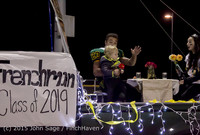 24025 VIHS Homecoming Court and Parade 2015 101615