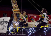 24037 VIHS Homecoming Court and Parade 2015 101615