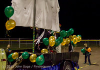 24173 VIHS Homecoming Court and Parade 2015 101615