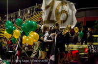 24204 VIHS Homecoming Court and Parade 2015 101615