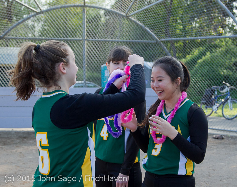 4015 VIHS Softball Seniors Night 2015 042915
