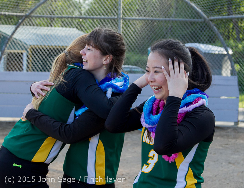 4125 VIHS Softball Seniors Night 2015 042915
