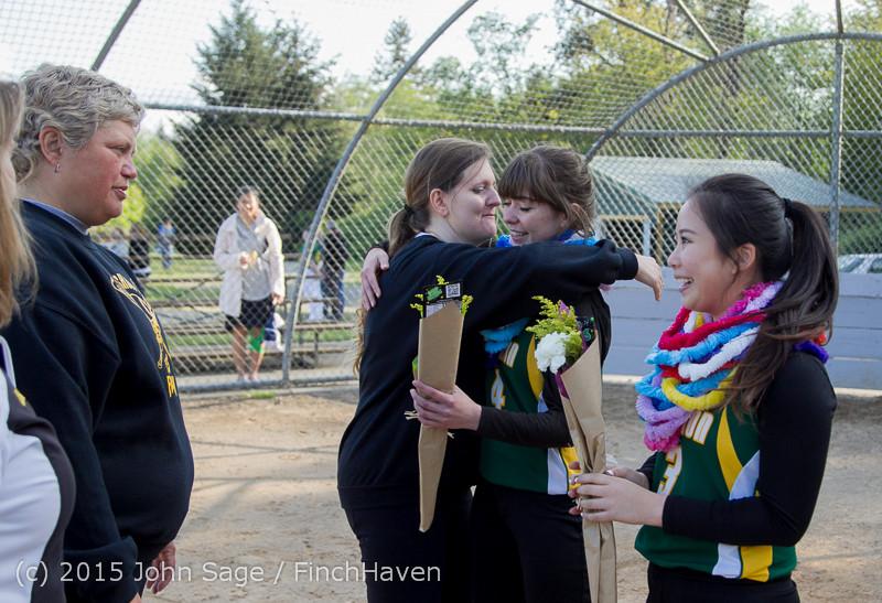 4317 VIHS Softball Seniors Night 2015 042915