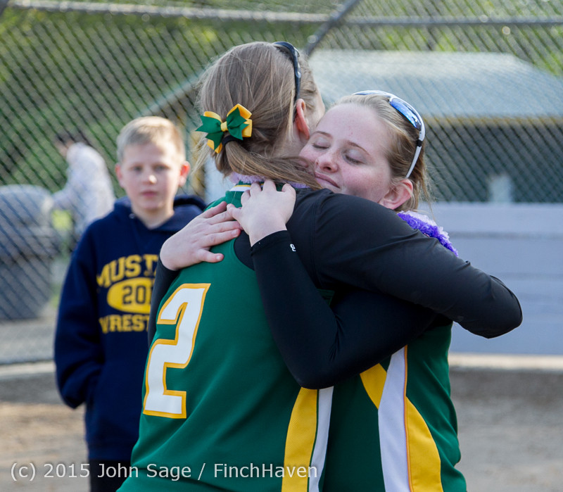 4380 VIHS Softball Seniors Night 2015 042915