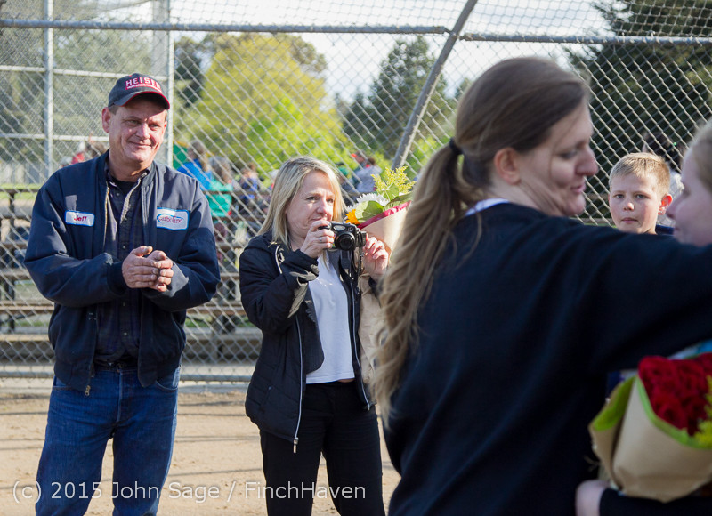 4600 VIHS Softball Seniors Night 2015 042915