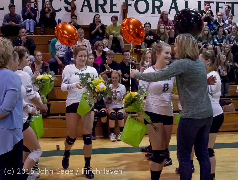 4512 VIHS Volleyball Seniors Night 2015 102915
