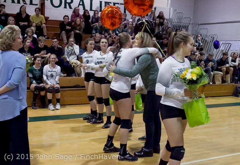 4526 VIHS Volleyball Seniors Night 2015 102915