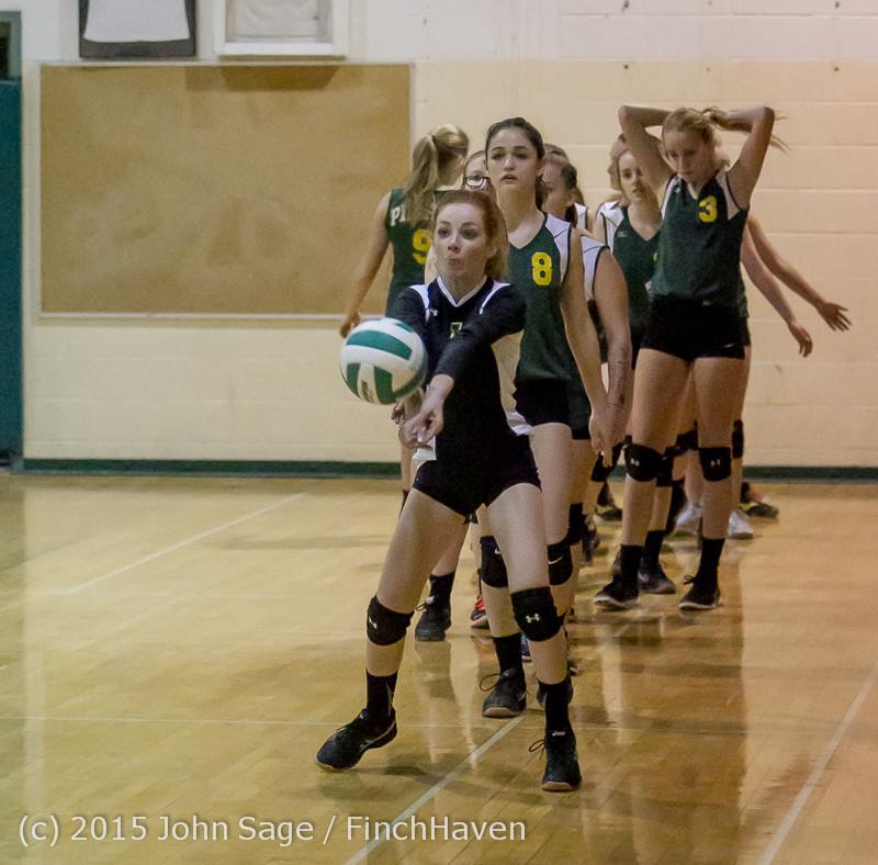 5341 JV Volleyball v Crosspoint 102315
