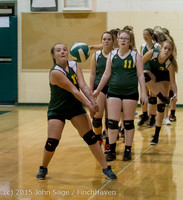 5347 JV Volleyball v Crosspoint 102315