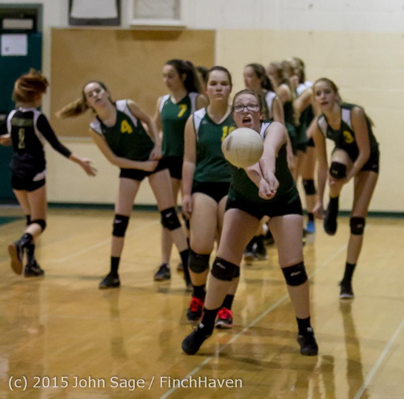 5351 JV Volleyball v Crosspoint 102315
