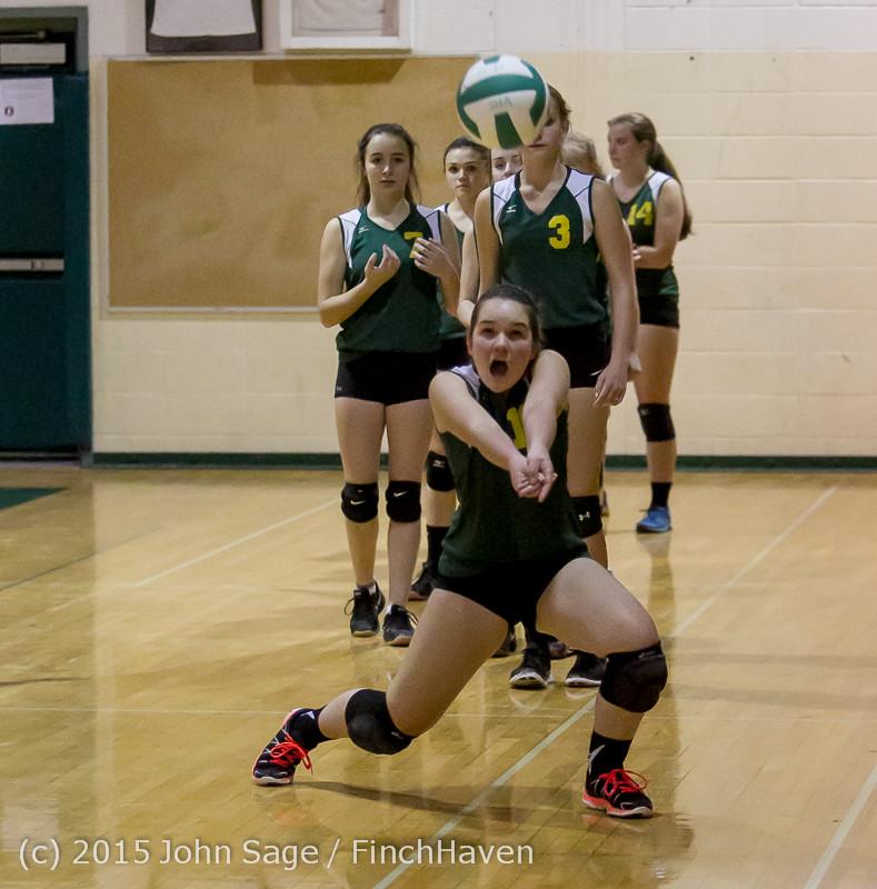 5354 JV Volleyball v Crosspoint 102315
