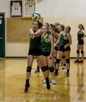 5363 JV Volleyball v Crosspoint 102315