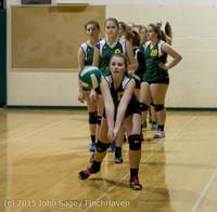 5365 JV Volleyball v Crosspoint 102315