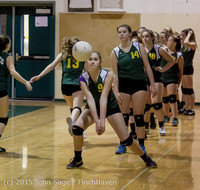 5368 JV Volleyball v Crosspoint 102315