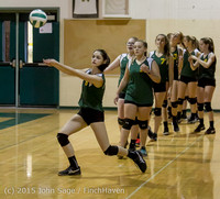 5379 JV Volleyball v Crosspoint 102315