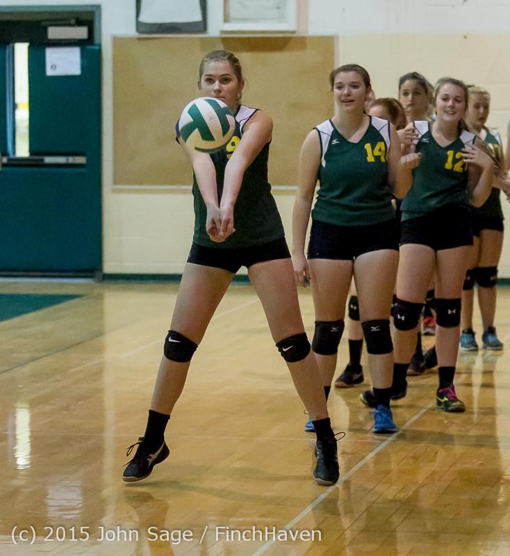 5397 JV Volleyball v Crosspoint 102315