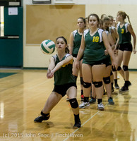 5408 JV Volleyball v Crosspoint 102315