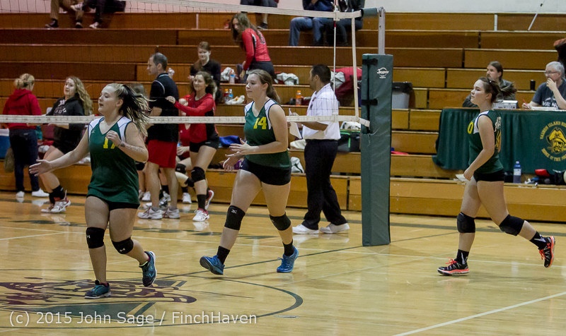 5432 JV Volleyball v Crosspoint 102315