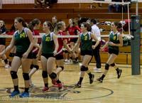 5438 JV Volleyball v Crosspoint 102315