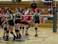 5443 JV Volleyball v Crosspoint 102315