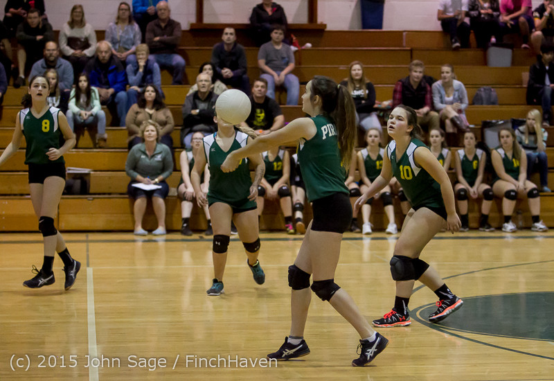 5452 JV Volleyball v Crosspoint 102315