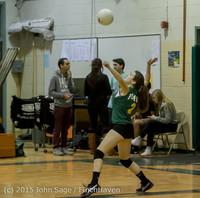5469 JV Volleyball v Crosspoint 102315
