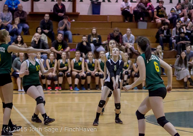 5539 JV Volleyball v Crosspoint 102315