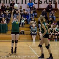 5555 JV Volleyball v Crosspoint 102315