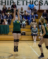 5556 JV Volleyball v Crosspoint 102315