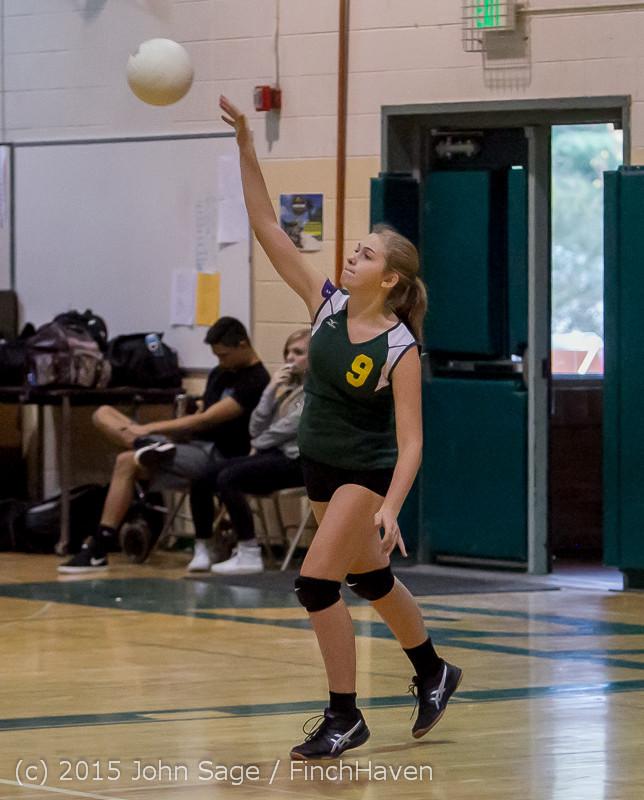 5571 JV Volleyball v Crosspoint 102315