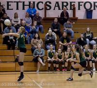 5581 JV Volleyball v Crosspoint 102315