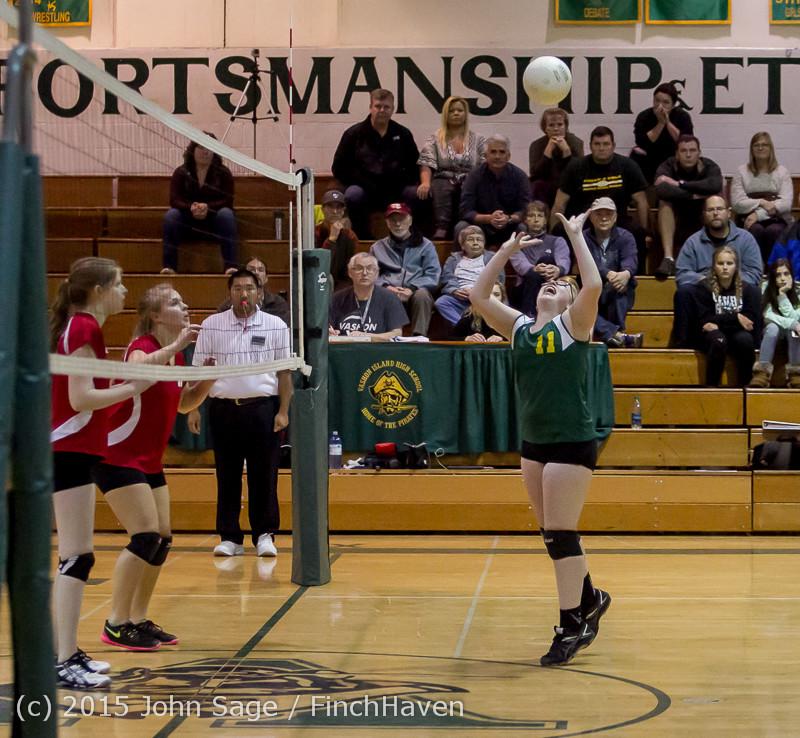 5595 JV Volleyball v Crosspoint 102315