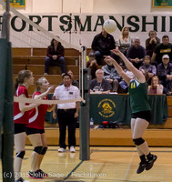 5596 JV Volleyball v Crosspoint 102315