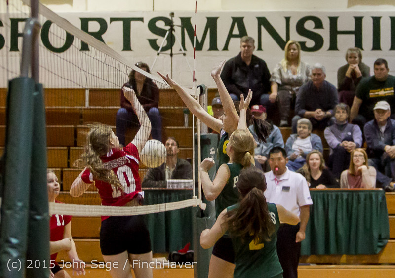 5602 JV Volleyball v Crosspoint 102315