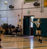 5617 JV Volleyball v Crosspoint 102315