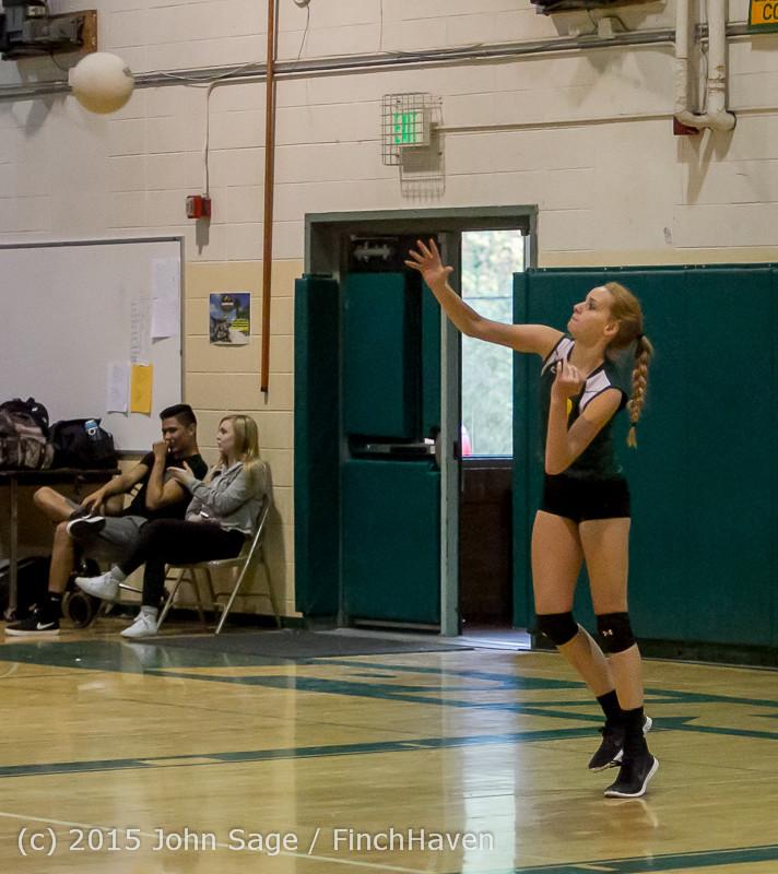 5632 JV Volleyball v Crosspoint 102315