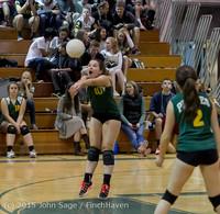 5643 JV Volleyball v Crosspoint 102315