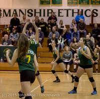 5708 JV Volleyball v Crosspoint 102315