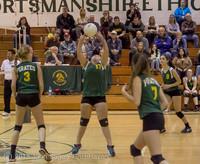 5733 JV Volleyball v Crosspoint 102315