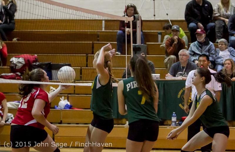 5758 JV Volleyball v Crosspoint 102315