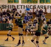 5806 JV Volleyball v Crosspoint 102315