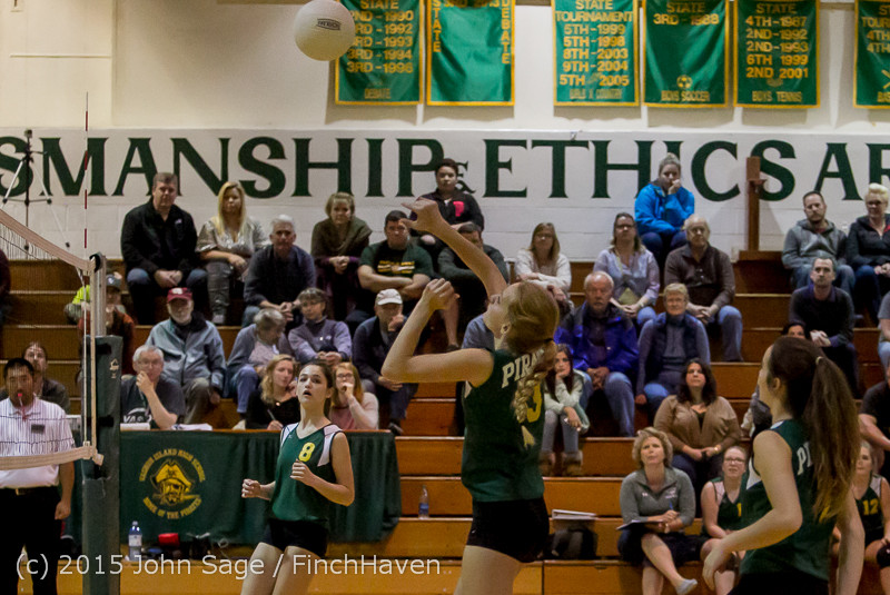 5808 JV Volleyball v Crosspoint 102315